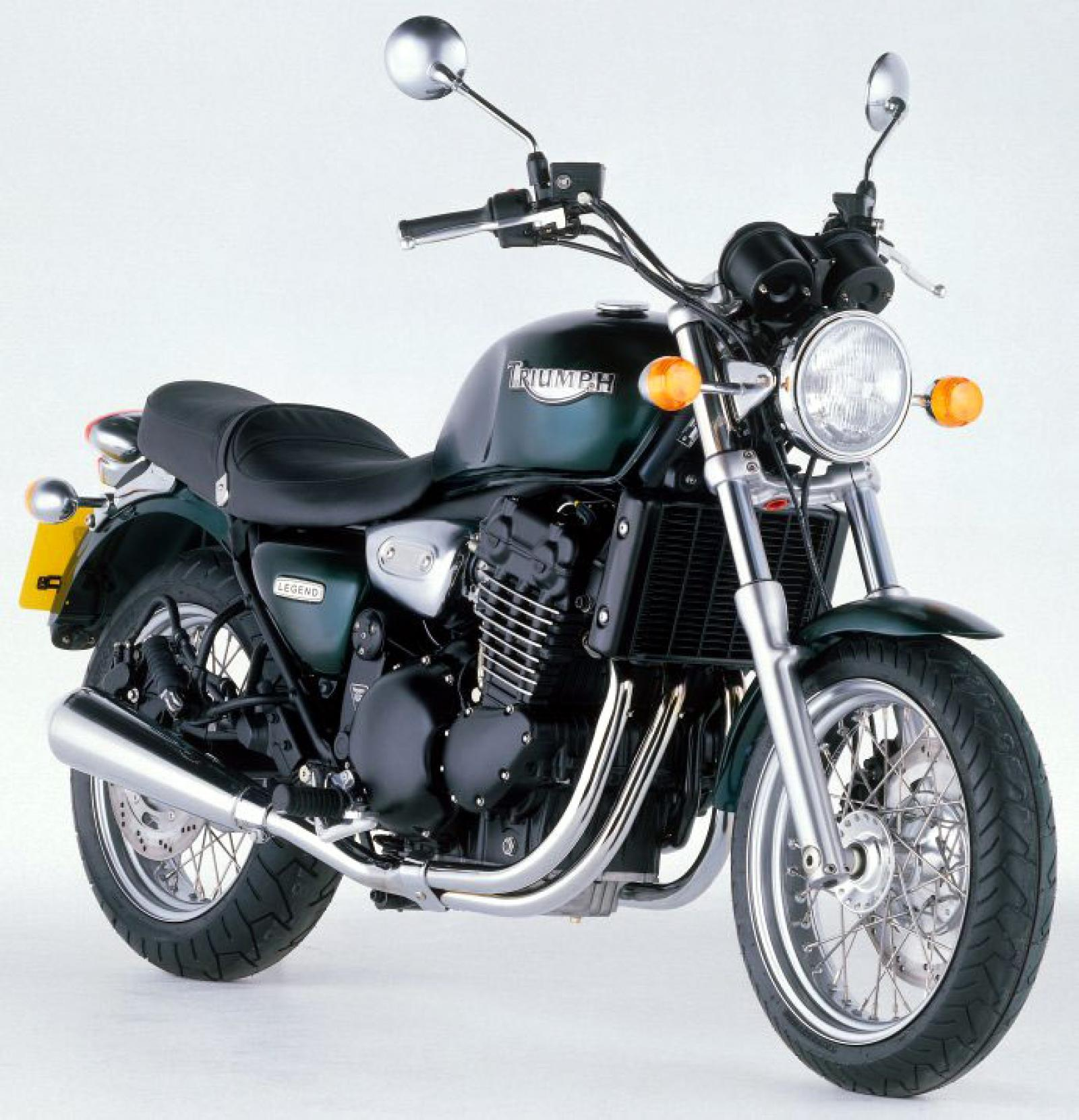 Triumph Legend TT 1999 images #159303