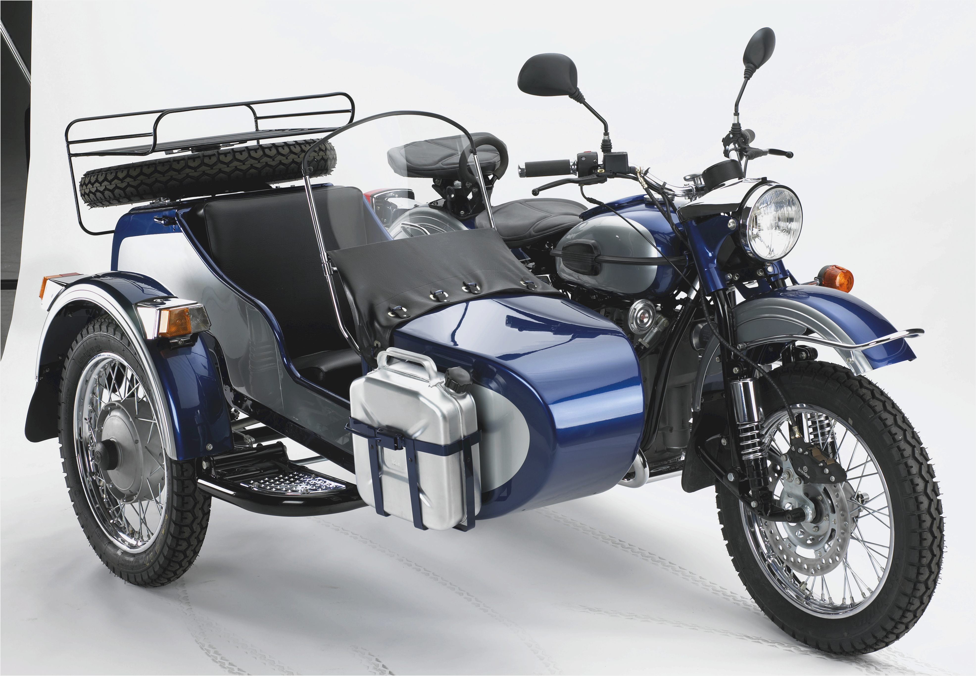 Ural Tourist 2009 wallpapers #132233