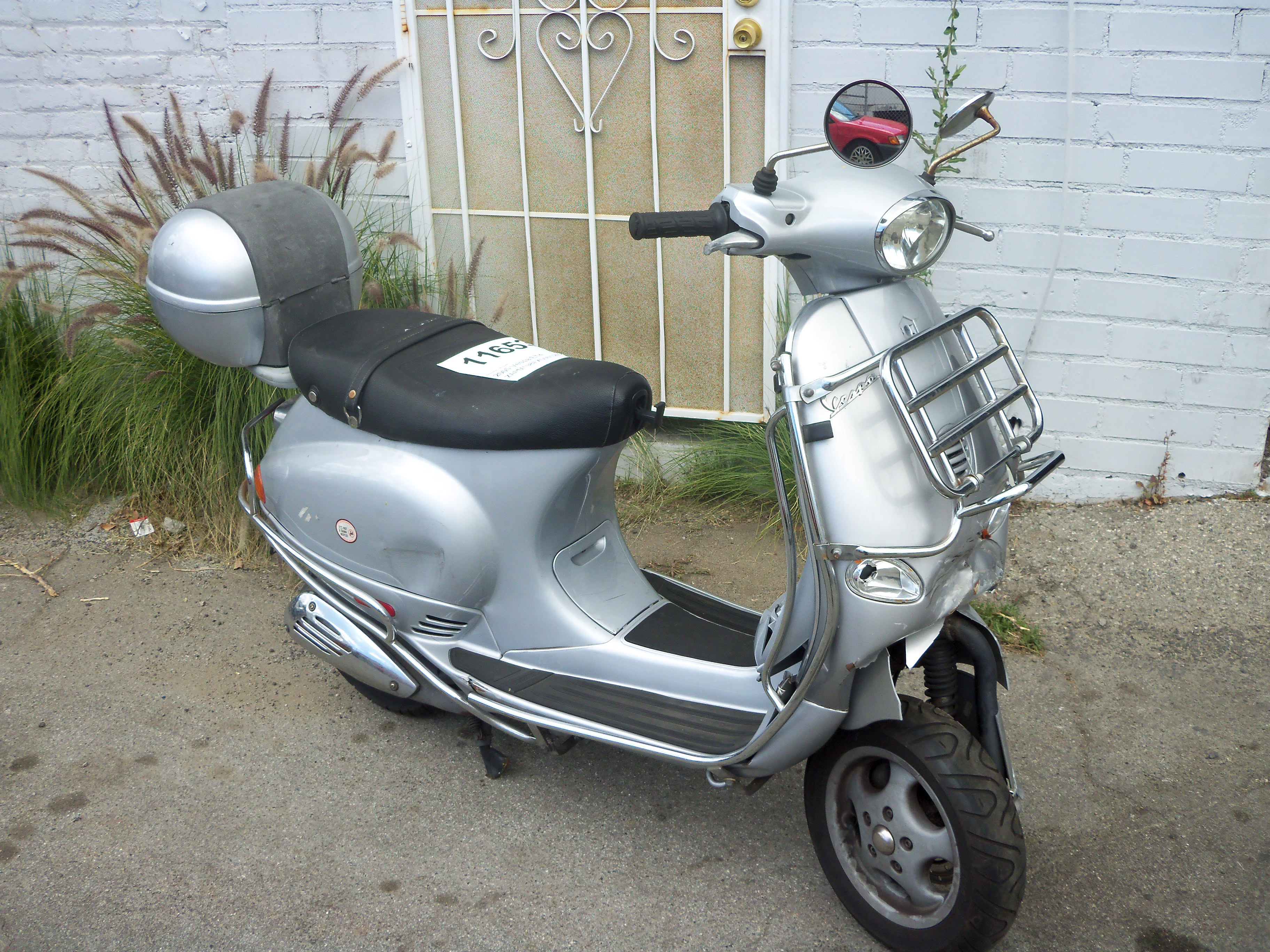 Vespa ET 4 2002 wallpapers #132332