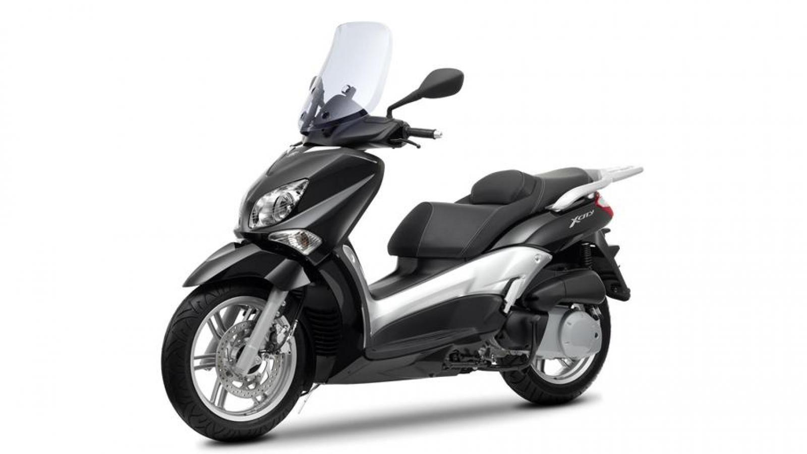 Yamaha X-City 250 2009 images #155927