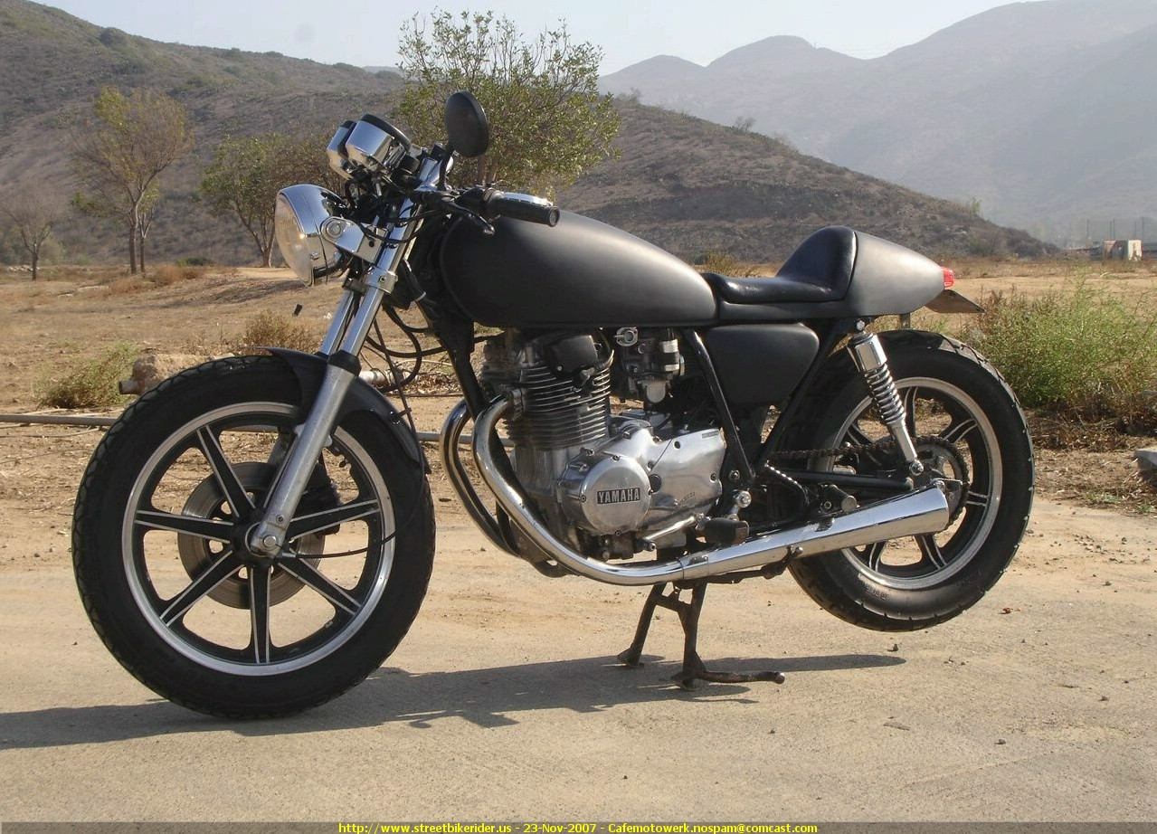 1980 yamaha xs 400 se pics specs and information. Black Bedroom Furniture Sets. Home Design Ideas