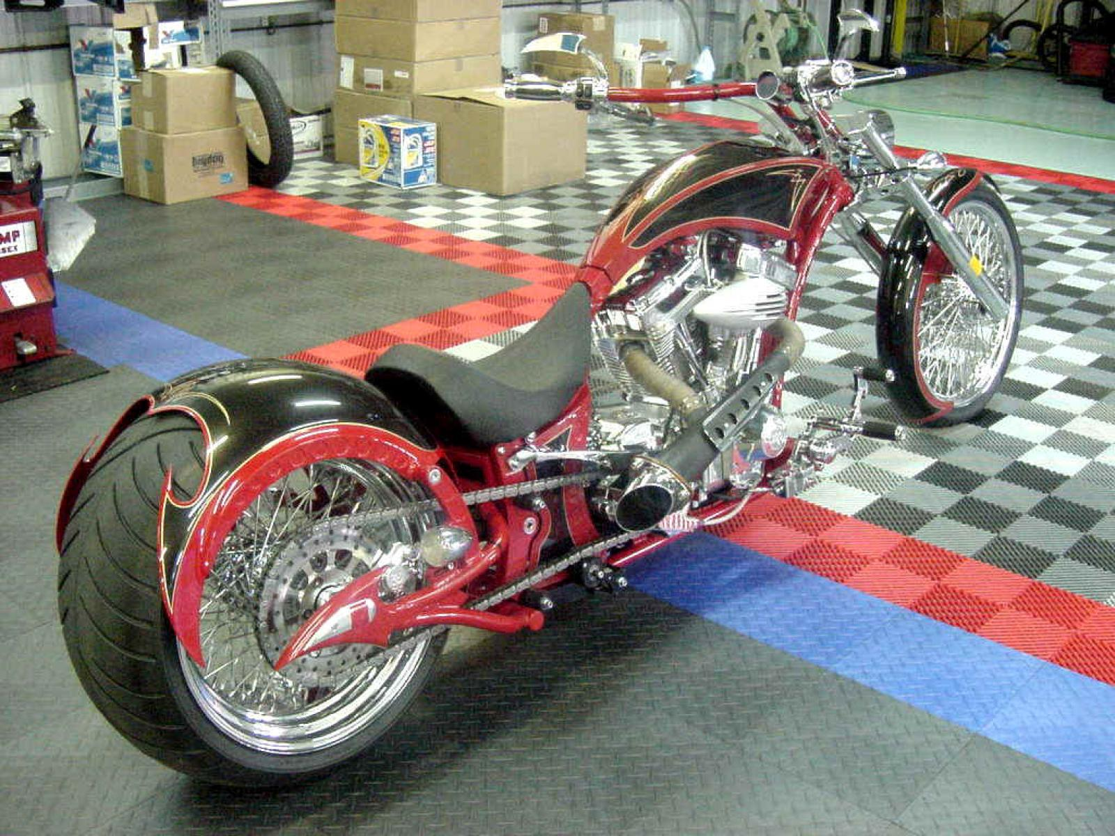 Big Bear Choppers Athena 114 X-Wedge images #92607