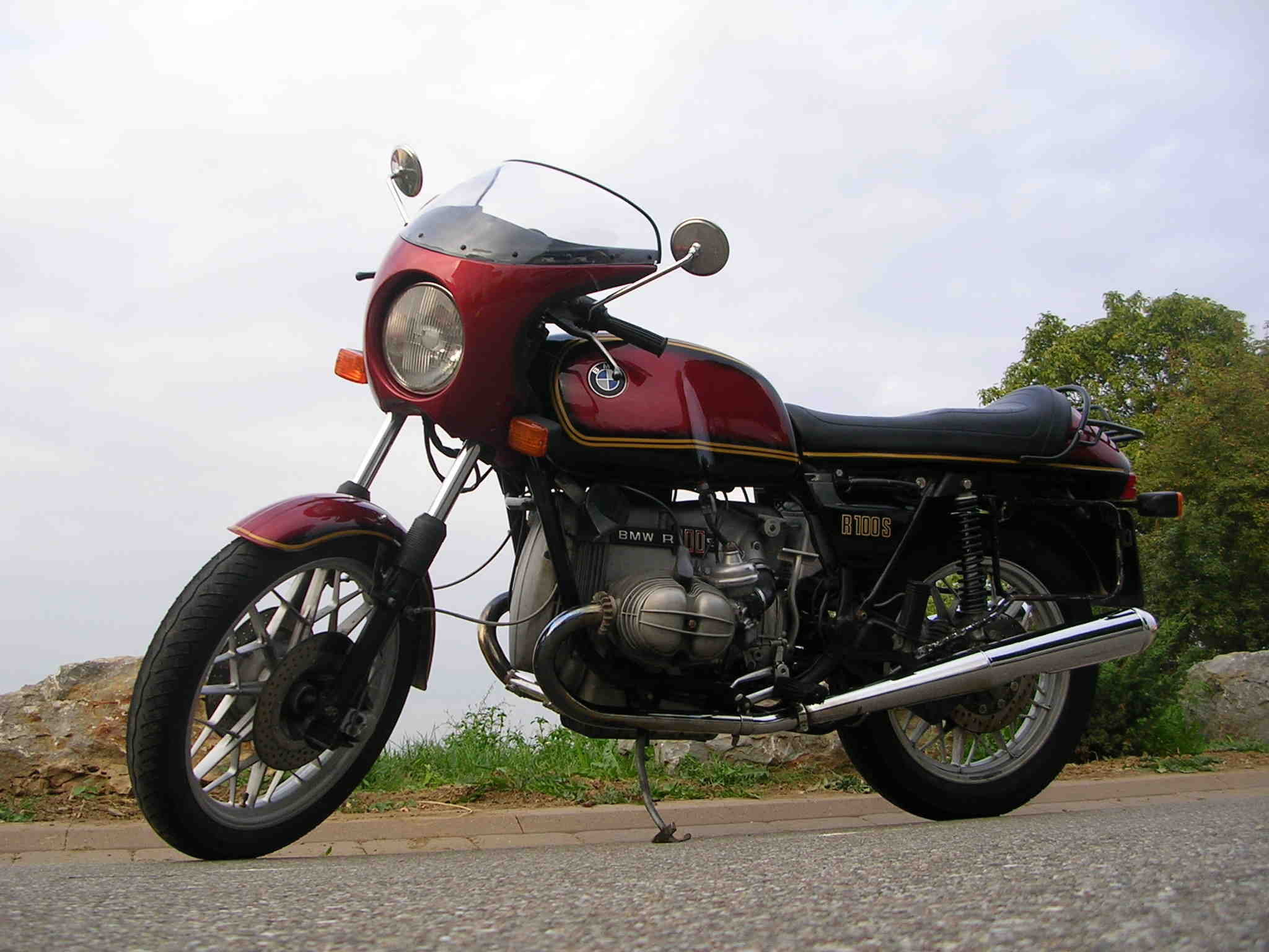BMW R100RS 1983 images #149086