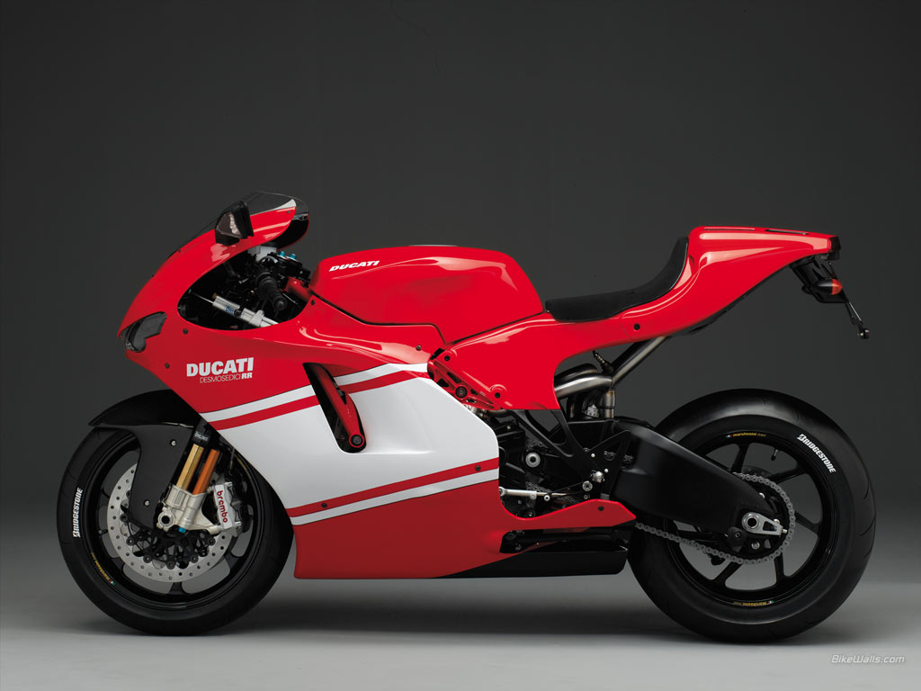 Ducati Desmosedici RR wallpapers #12401