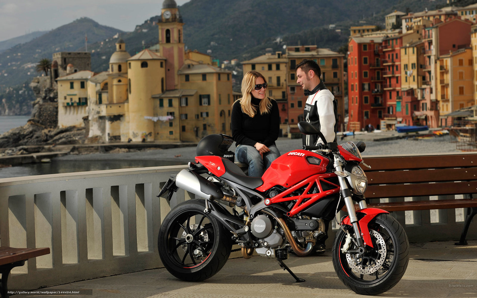 Ducati Monster 796 2010 wallpapers #13495