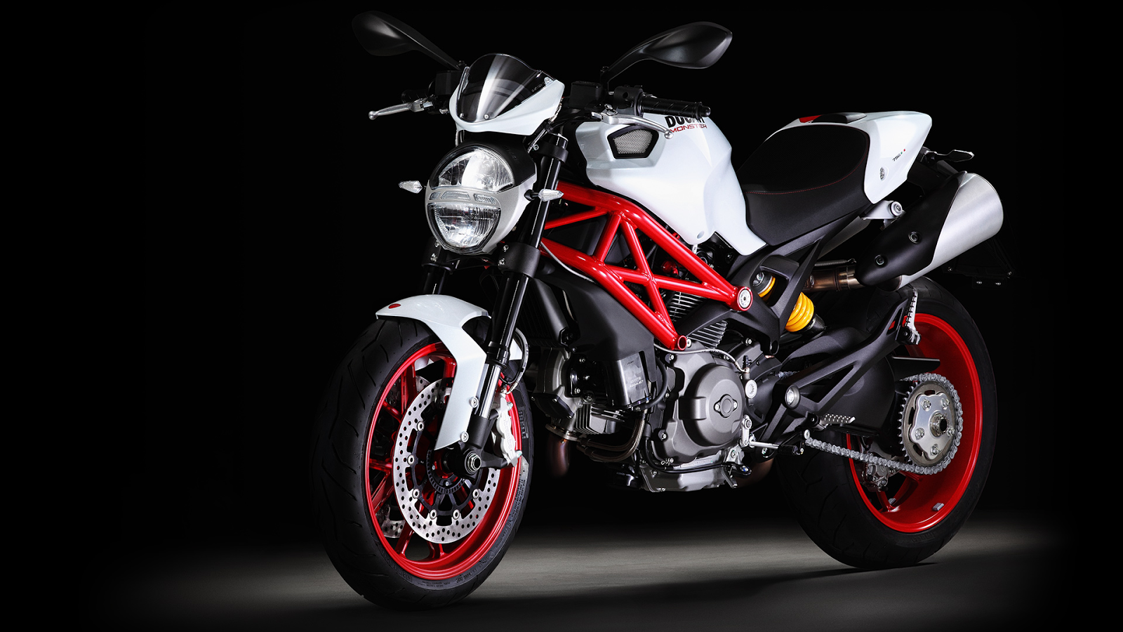 Ducati Monster 796 Corse Stripe 2015 images #146215