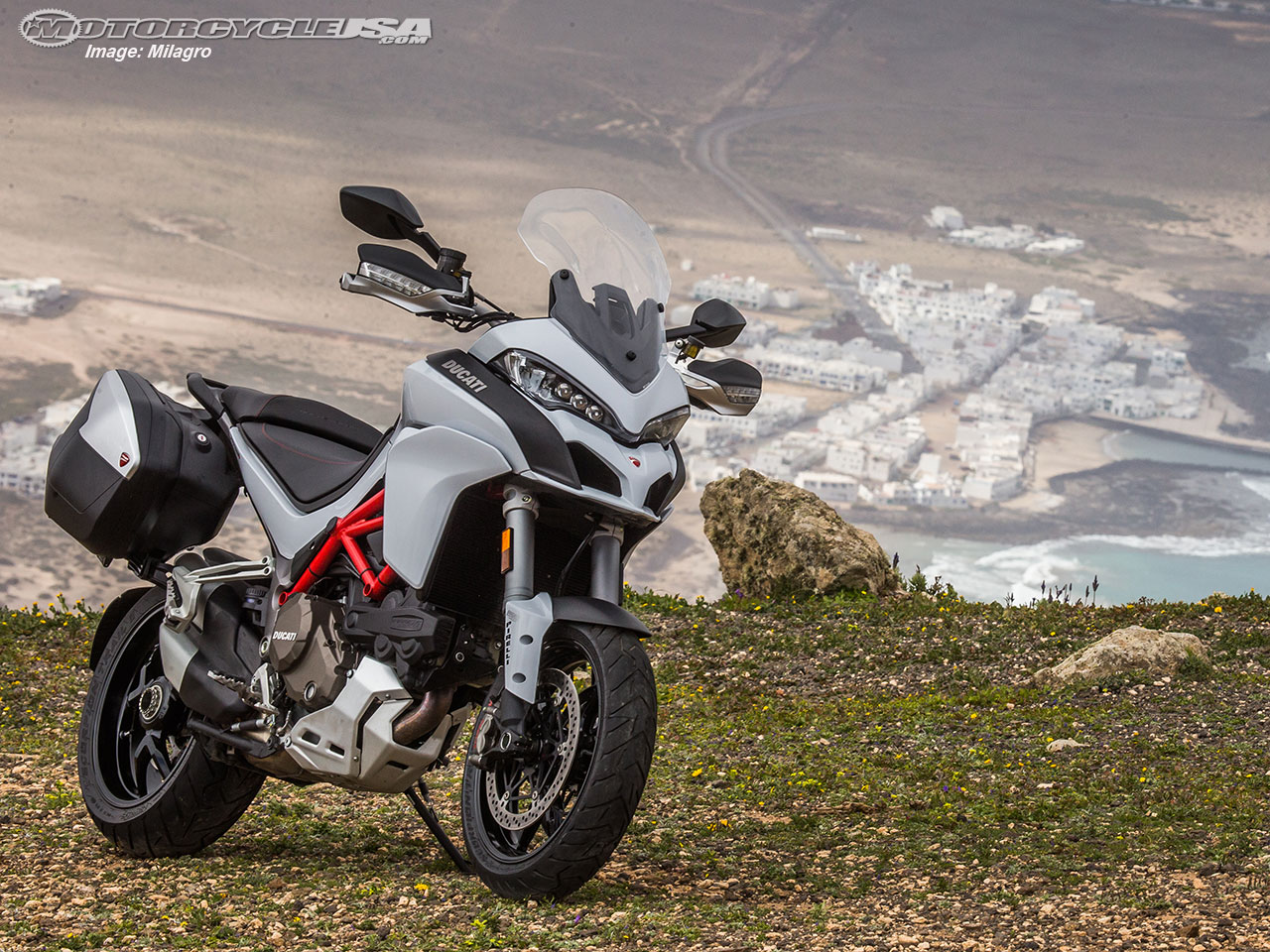 Ducati Multistrada 1200 2015 wallpapers #13197