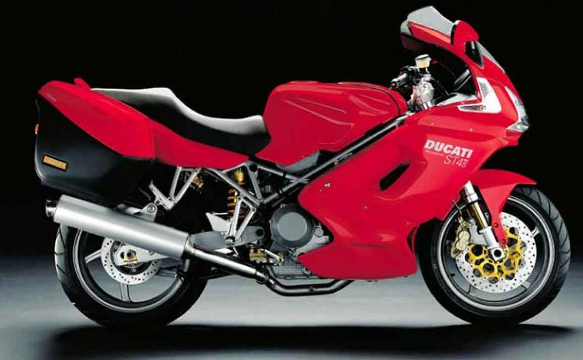Ducati ST4 S 2005 wallpapers #11605