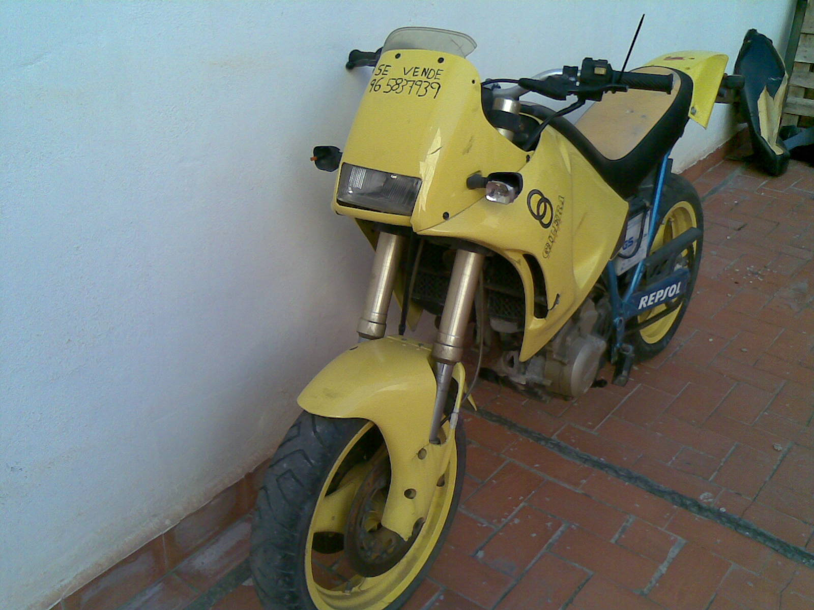 Gilera 600 Nordwest images #72975