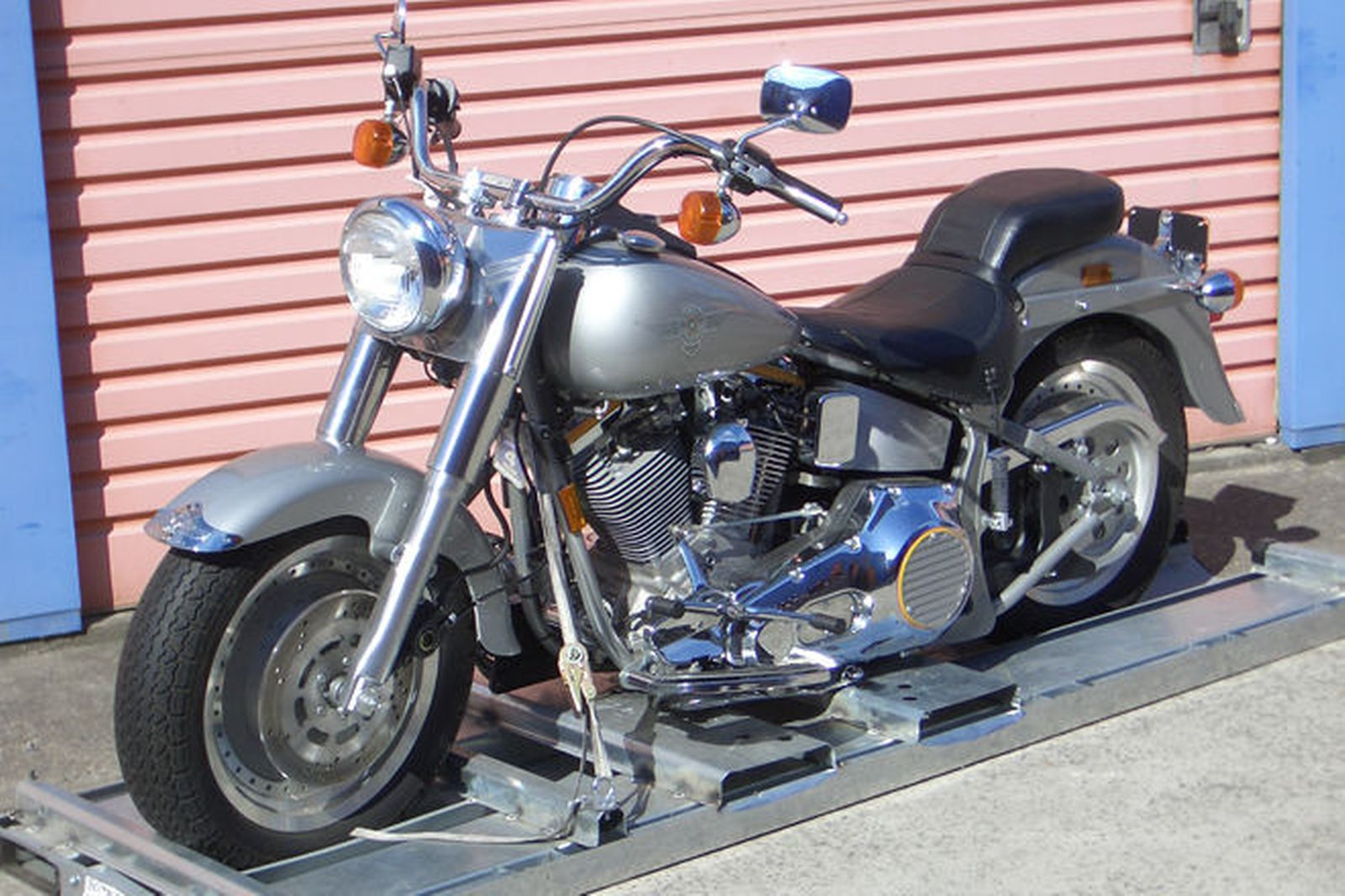 Harley Davidson Flstf Fat Boy 1990 in addition Agitator Pmi in addition Separators Milk Whey Cream Butter Oil likewise 48 Series Center Drive Flat Belt Conveyors additionally We followed a truck full of golden retrievers 8. on drive belt types