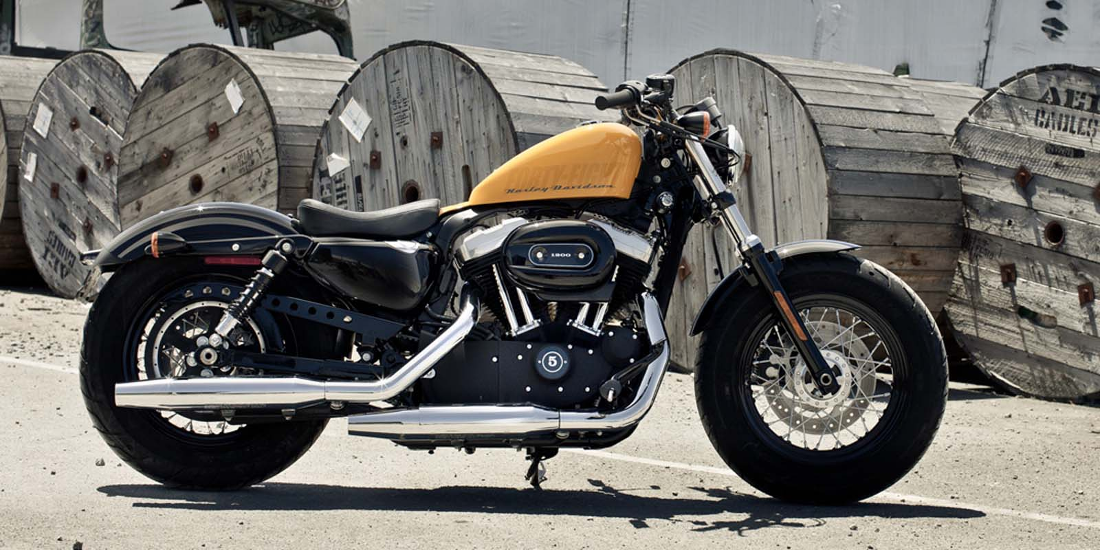 Harley-Davidson XL1200X Forty-Eight pics #161684