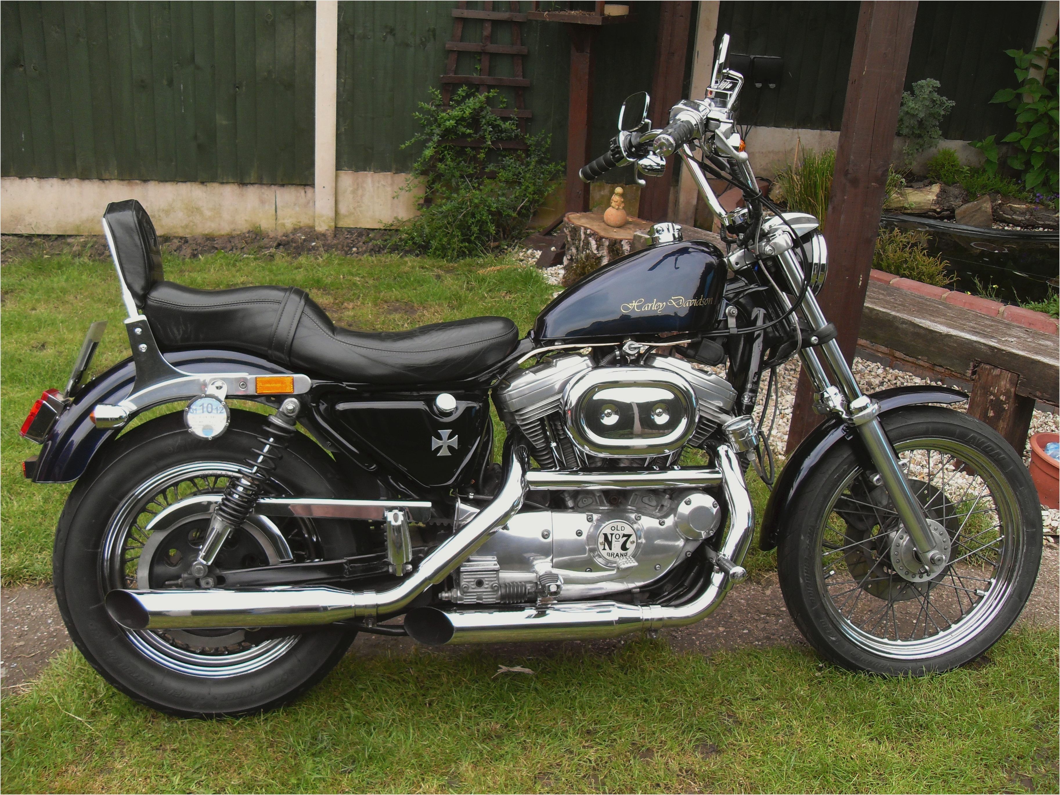 2006 Harley-Davidson XLH 883 Sportster: pics, specs and information ...