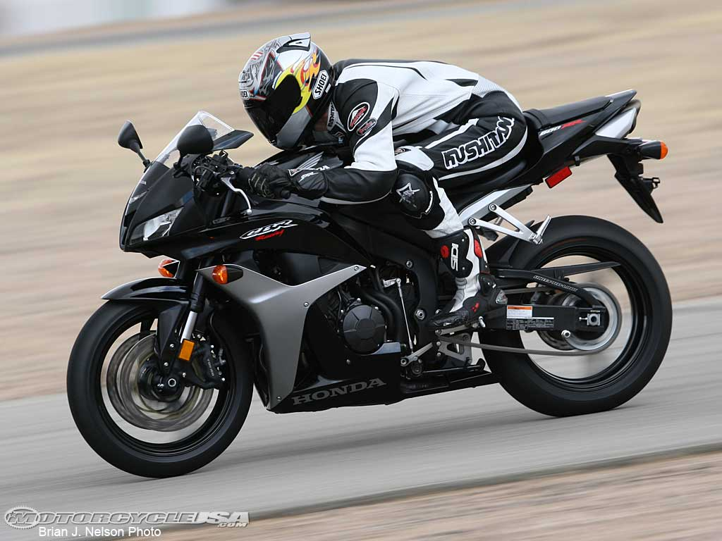 Honda CBR600RR Prototype: pics, specs and list of seriess by year ...