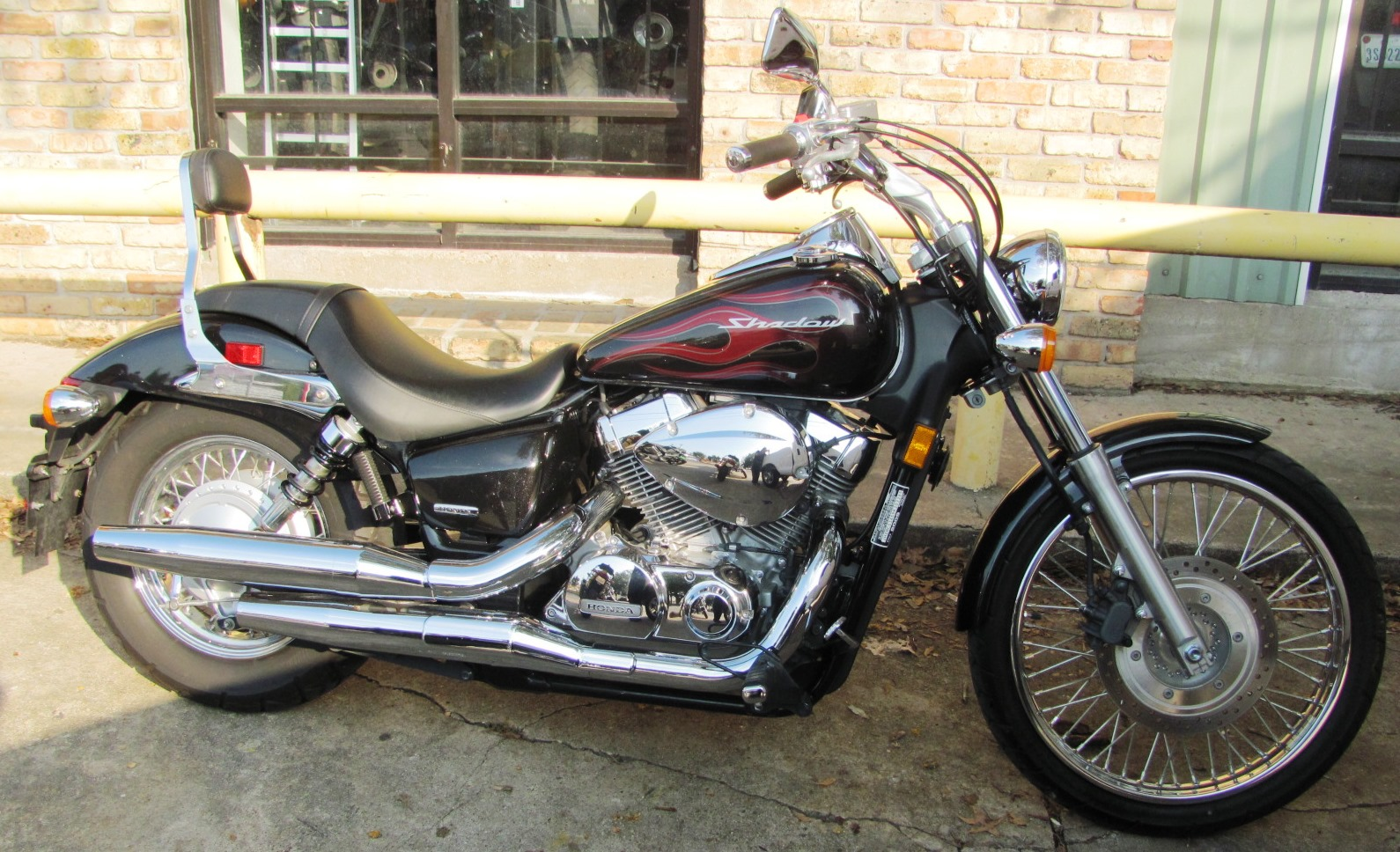 2009 honda vt 750 c2 pics specs and information. Black Bedroom Furniture Sets. Home Design Ideas