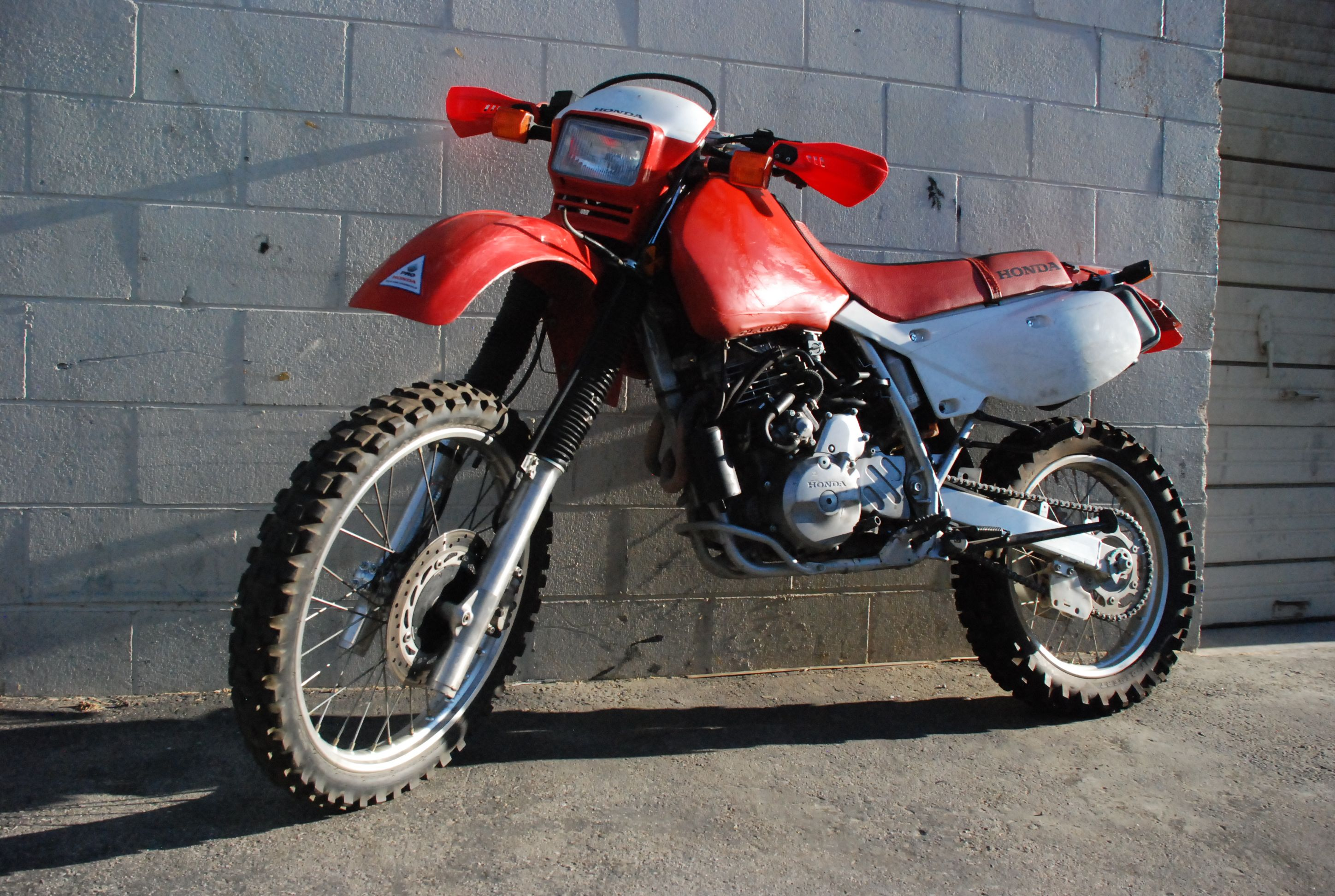 Honda XR 650L wallpapers #134708