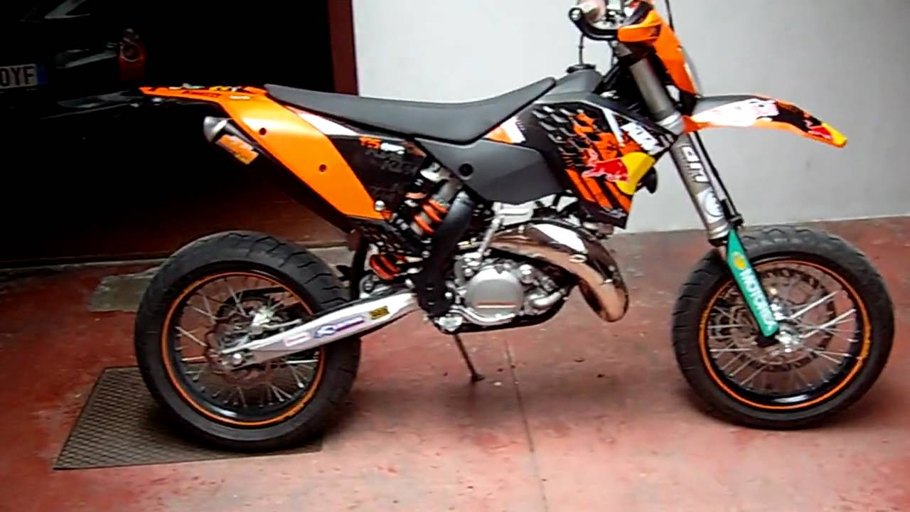 2009 ktm 125 exc sixdays pics specs and information. Black Bedroom Furniture Sets. Home Design Ideas