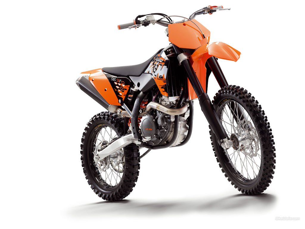 KTM 505 SX-F wallpapers #135401