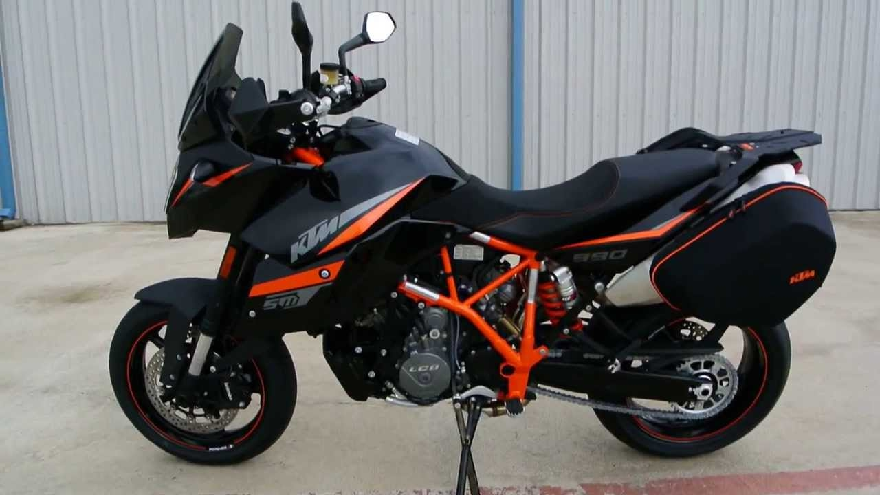 KTM 990 Adventure ABS 2010 pics #37415