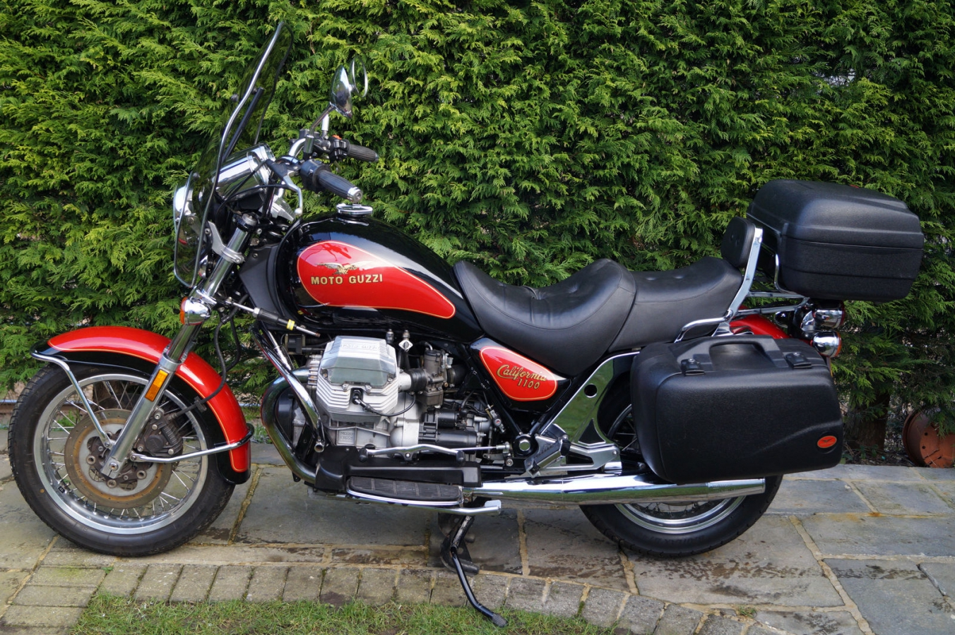 Moto Guzzi California 1100 i images #157203
