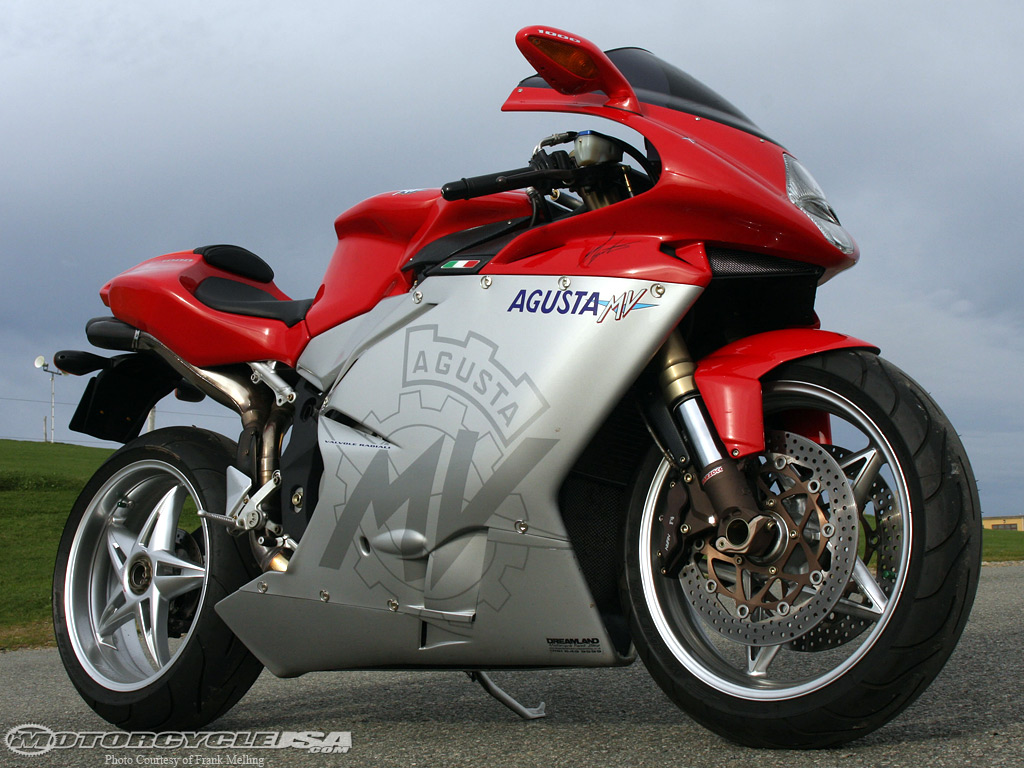 MV Agusta F4 750 S 2006 images #117525