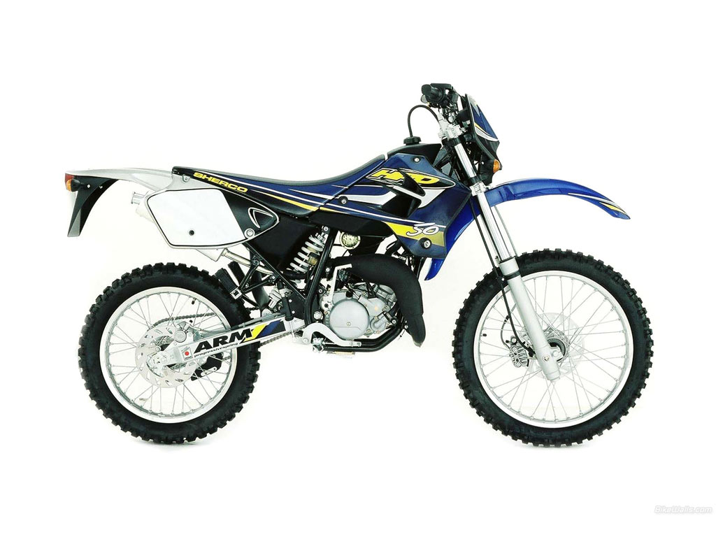 Sherco 50 CC SM 2005 images #128354