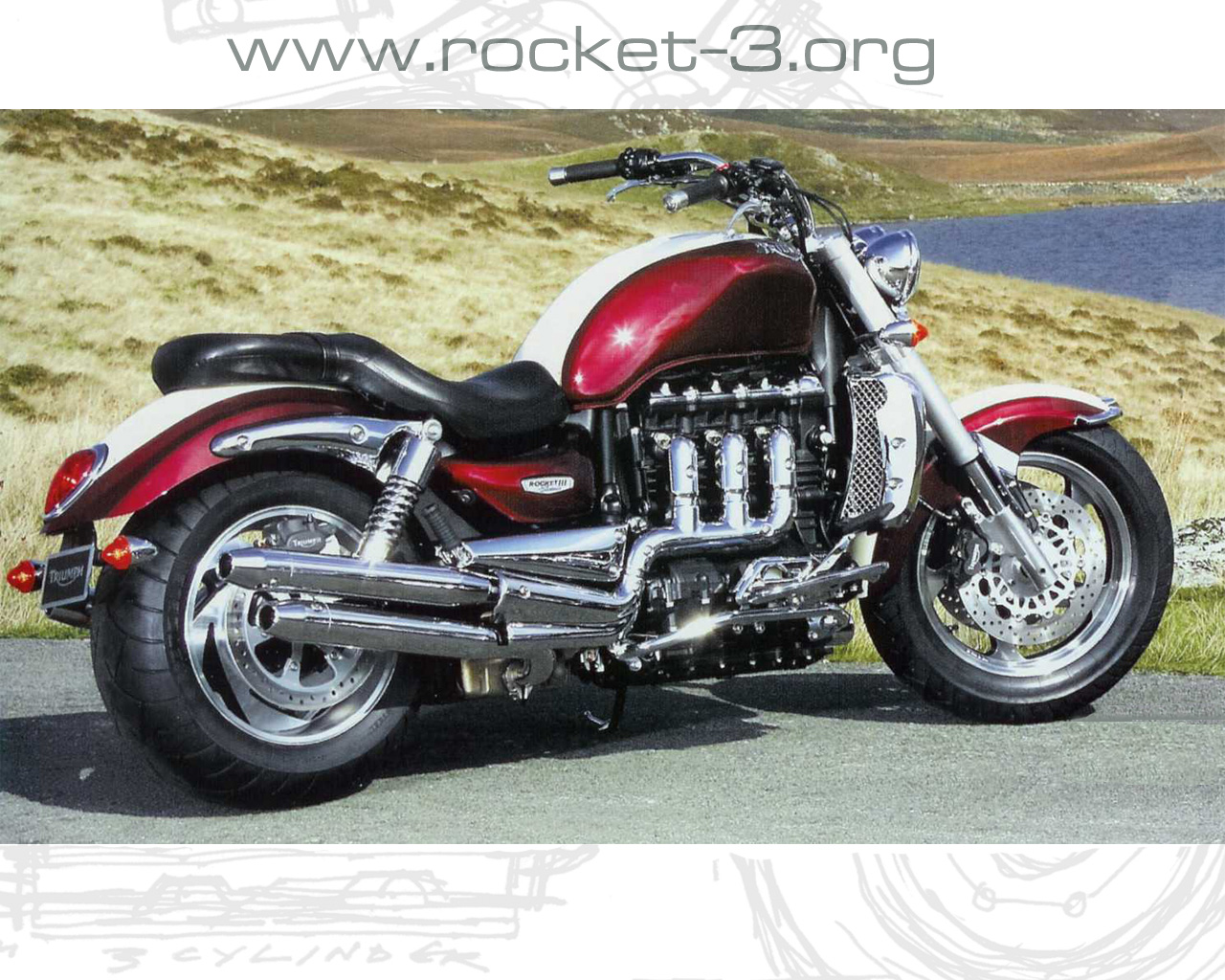 Triumph Rocket III 2006 images #125815