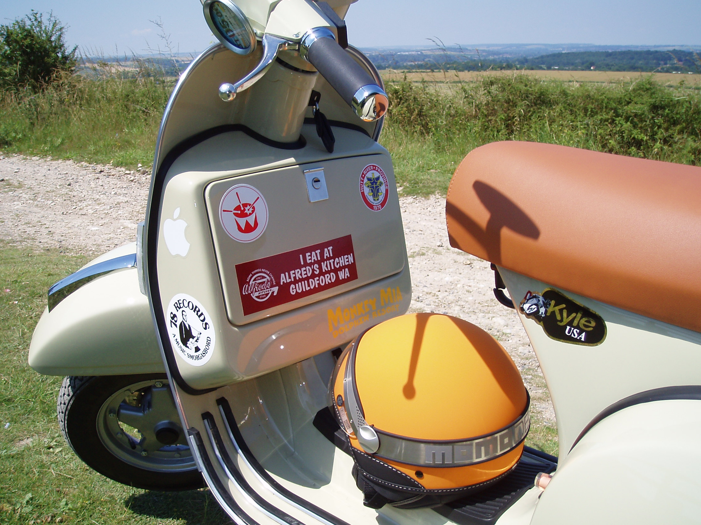 Vespa ET 4 2002 wallpapers #132333