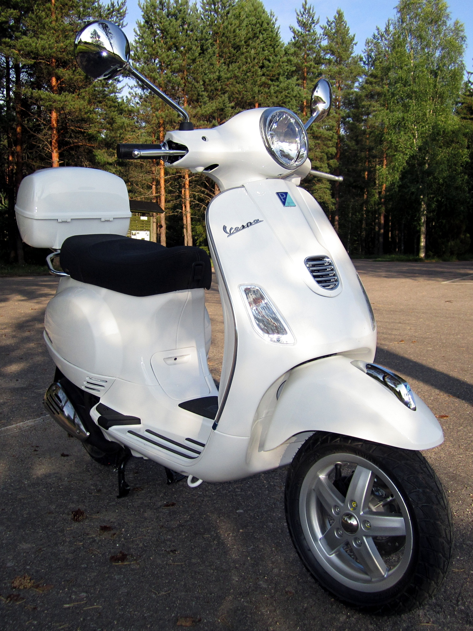 Vespa LX 125 wallpapers #129649