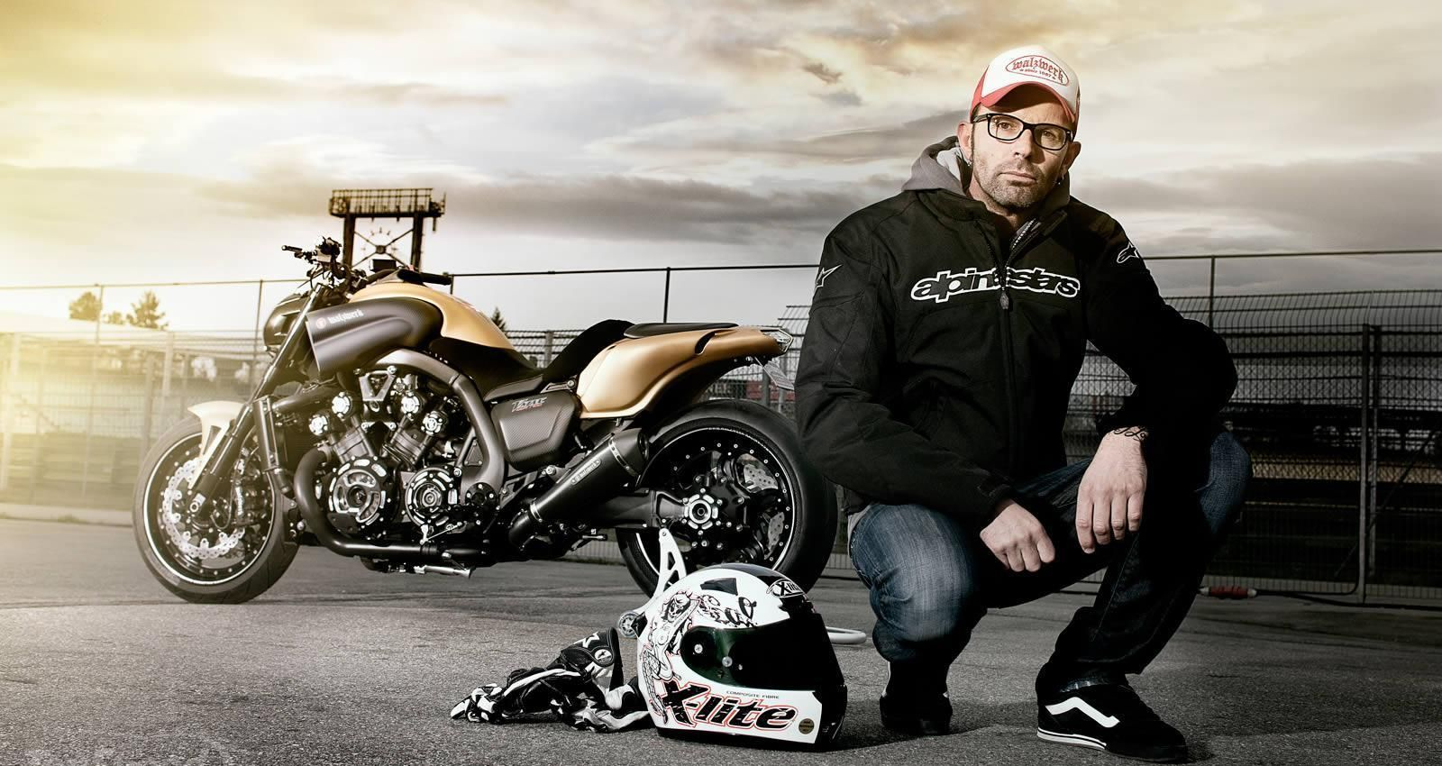 Yamaha VMAX Hyper Modified Marcus Walz images #92113
