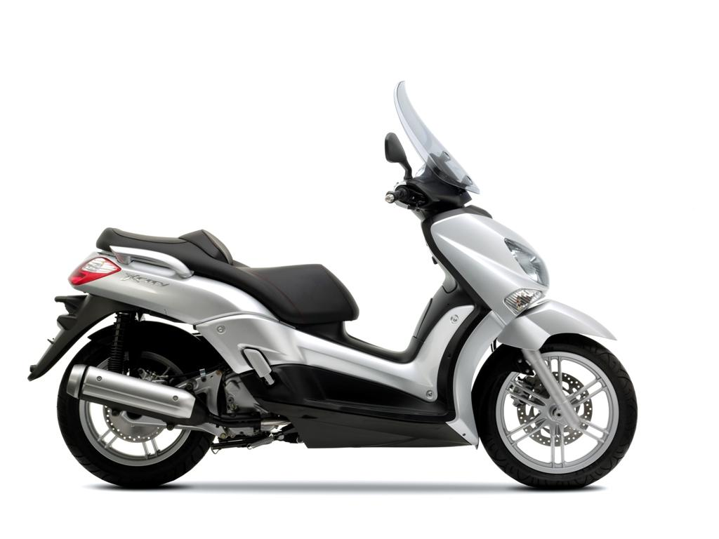 Yamaha X-City 250 2009 images #155928