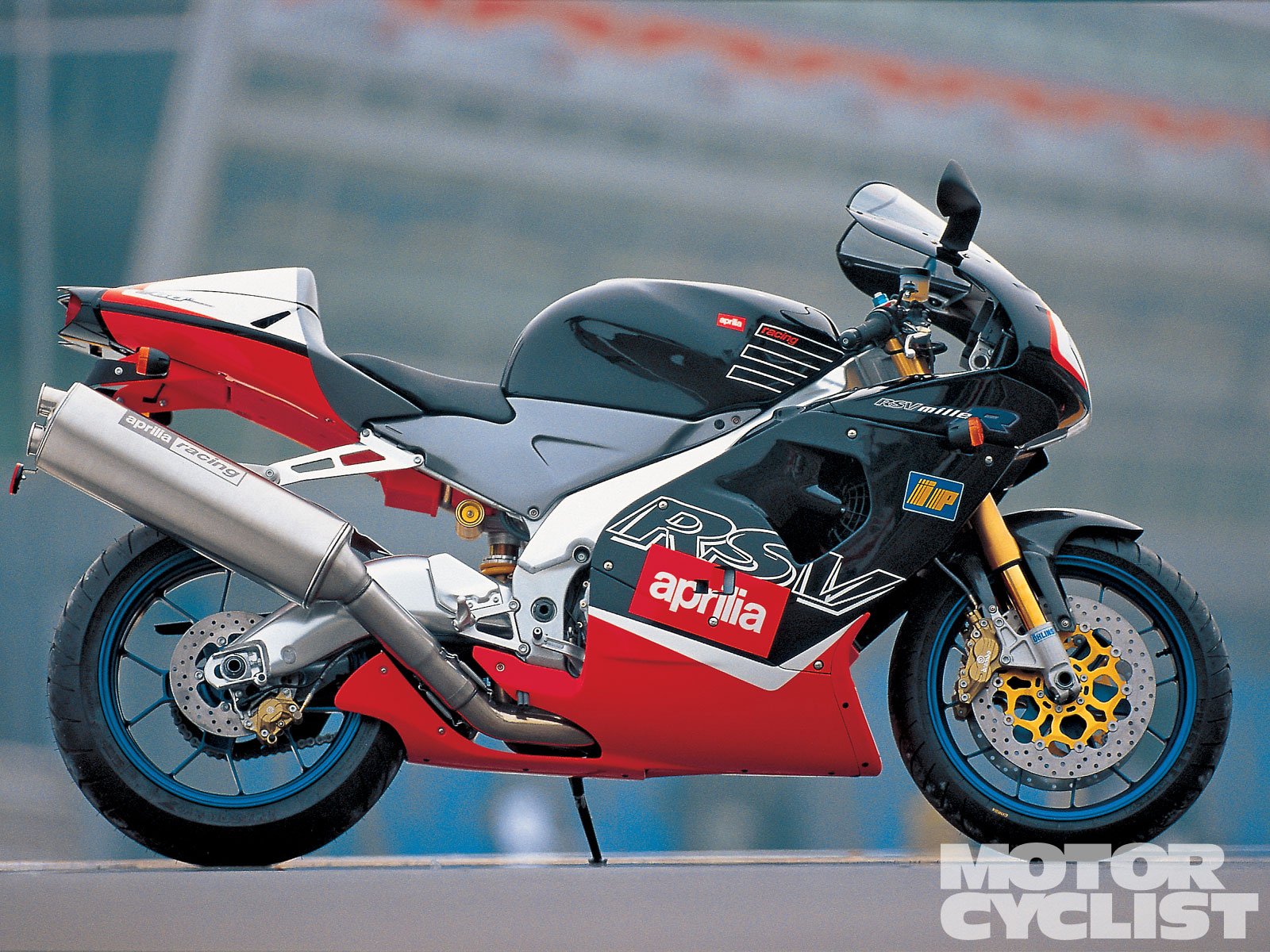 Aprilia RSV Mille 1998 wallpapers #171301