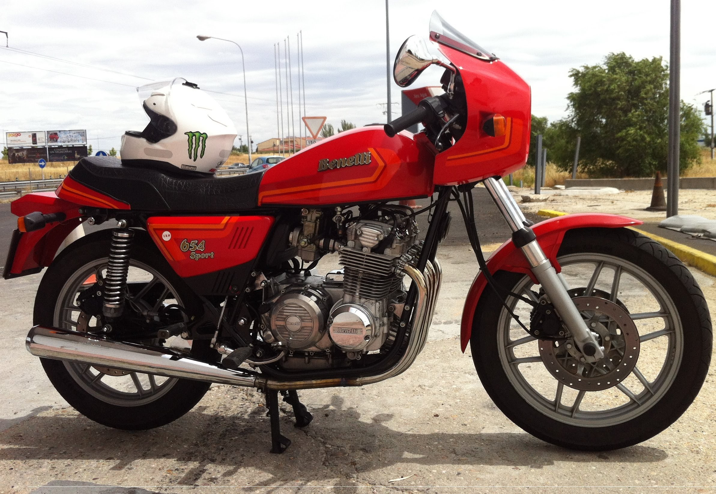 Benelli 125 Sport 1982 wallpapers #132627