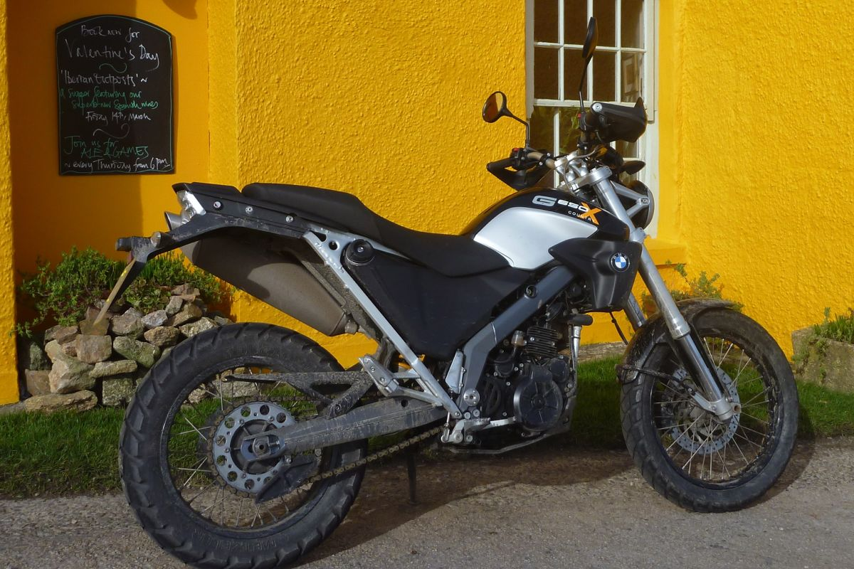 2008 Bmw G650 Xcountry Pics Specs And Information