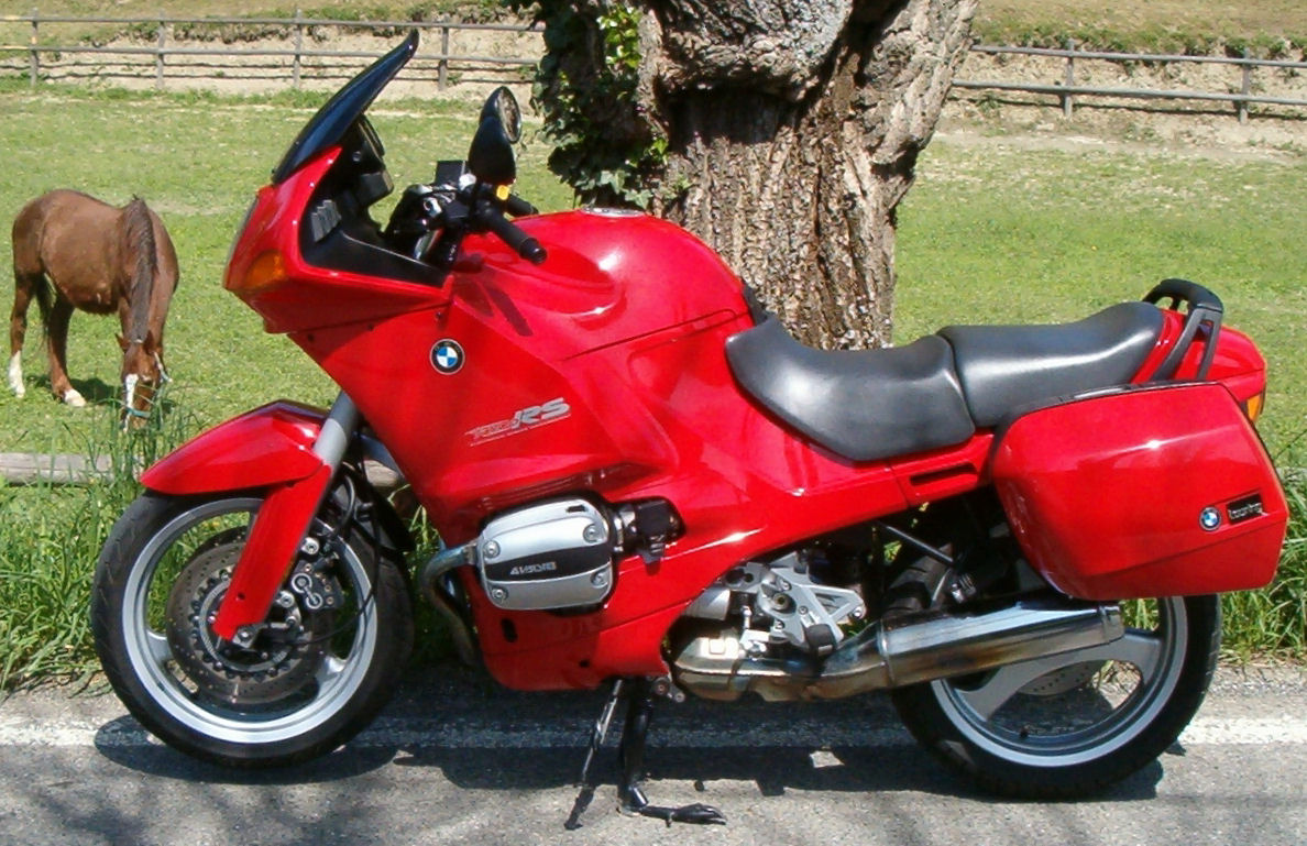 BMW R1100RS 1996 images #9917
