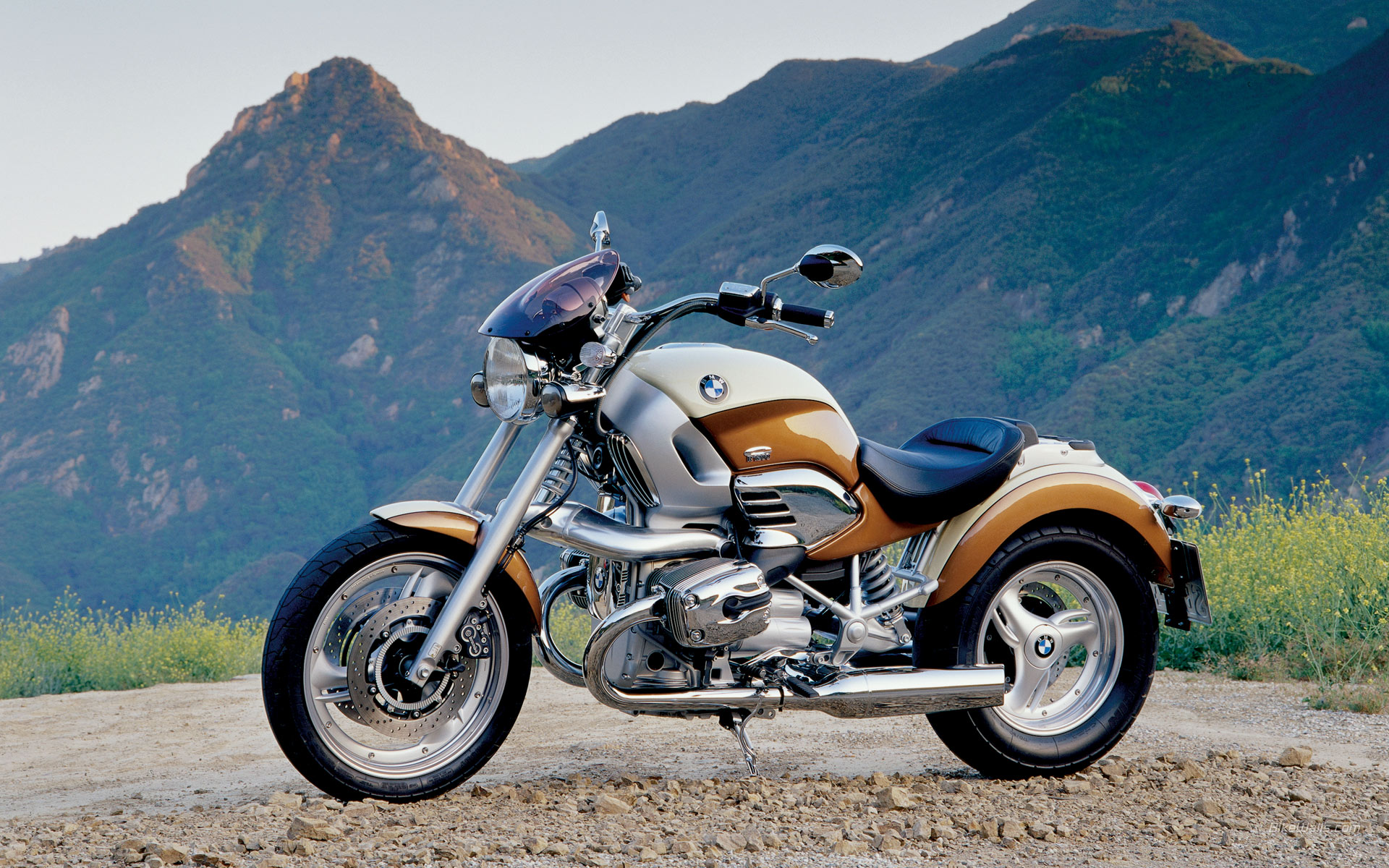 BMW R1200C Classic 1996 wallpapers #133520