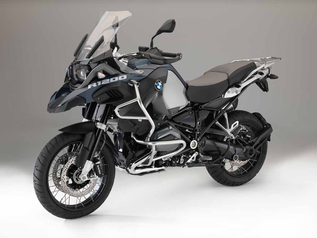 BMW R1200GS Adventure Triple Black 2013 images #8629