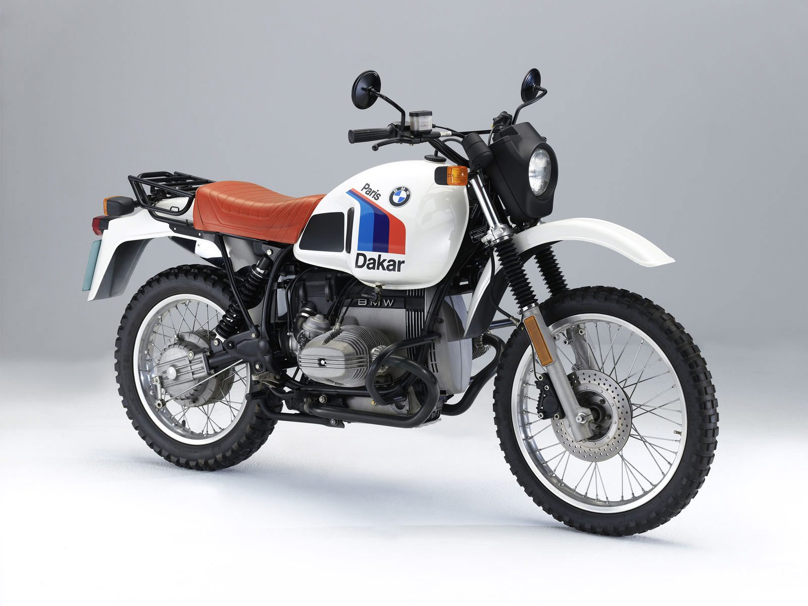 BMW R80GS 1990 wallpapers #162274