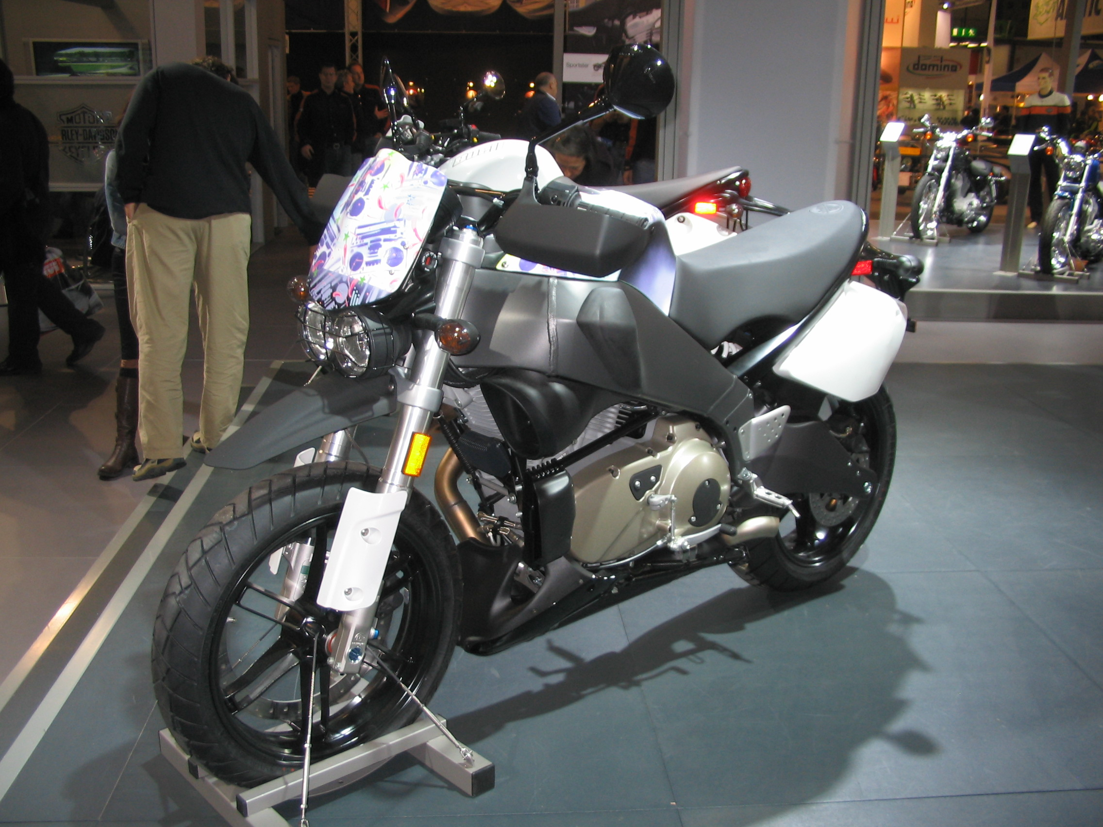 Buell Lightning Super TT XB12STT images #66365