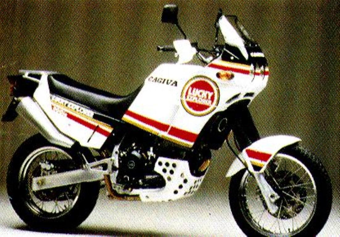 Cagiva Elefant 900 IE GT 1993 images #153451