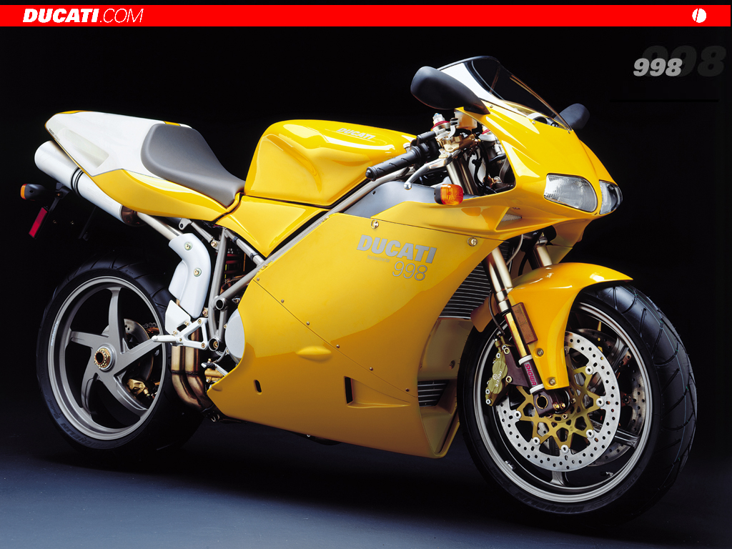 Ducati 998 2004 wallpapers #12005
