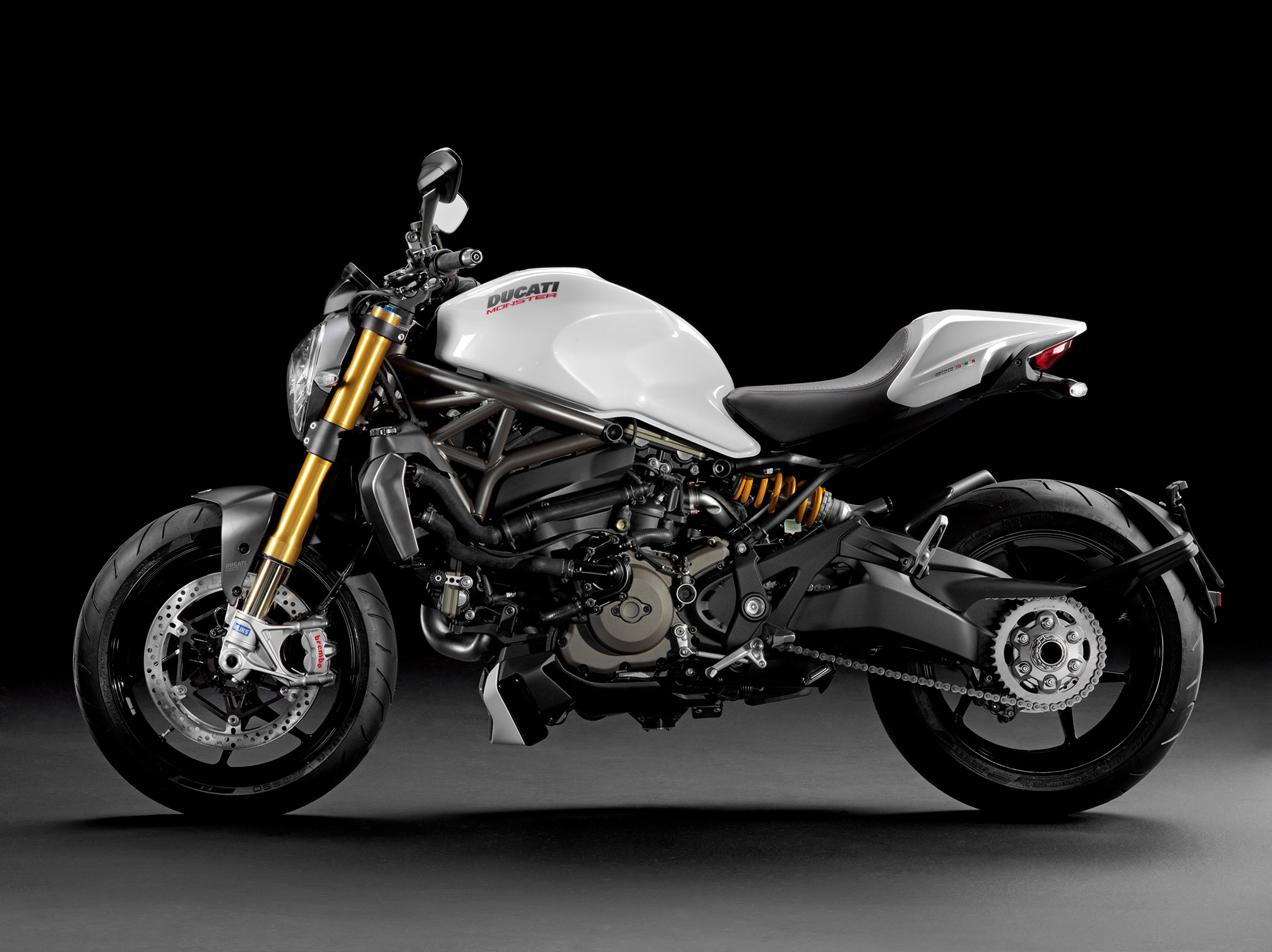 Ducati Monster 1200 2015 wallpapers #134114