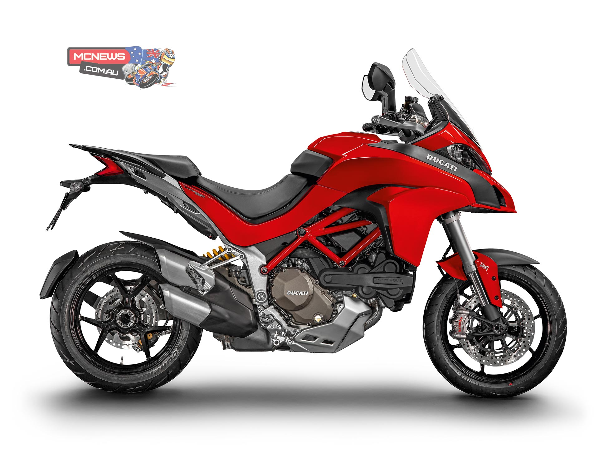 Ducati Multistrada 1200 2015 wallpapers #13198