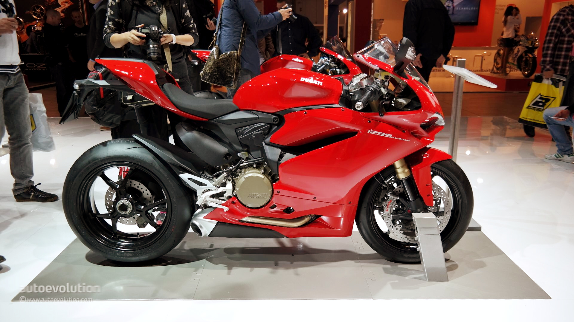 Ducati Superbike 1299 Panigale 2015 wallpapers #168534