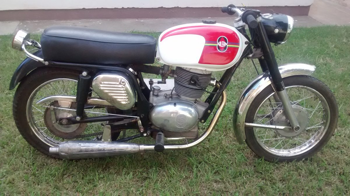 Gilera 150 Strada 1973 wallpapers #137581