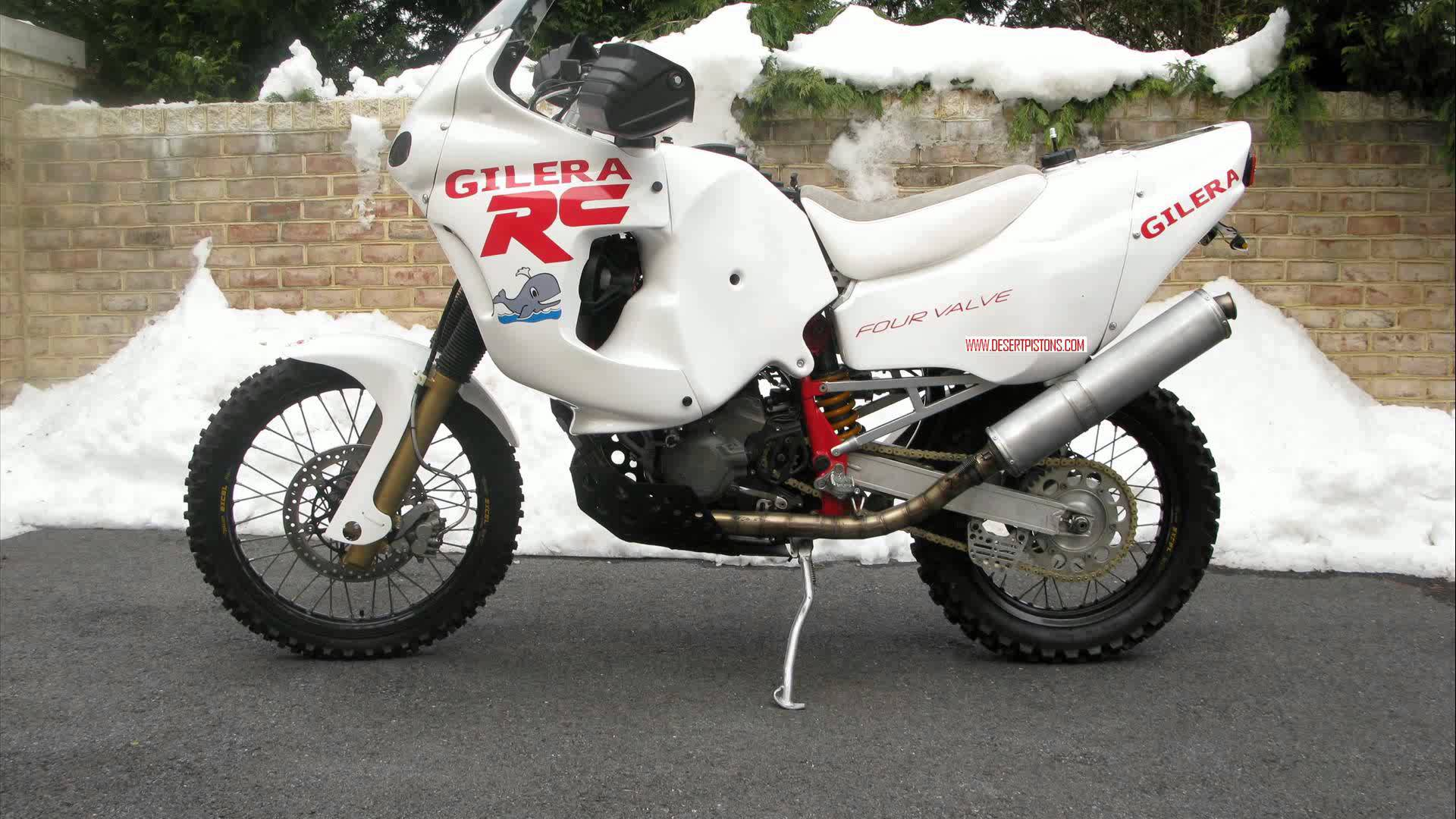 Gilera 600 Nordwest wallpapers #137481