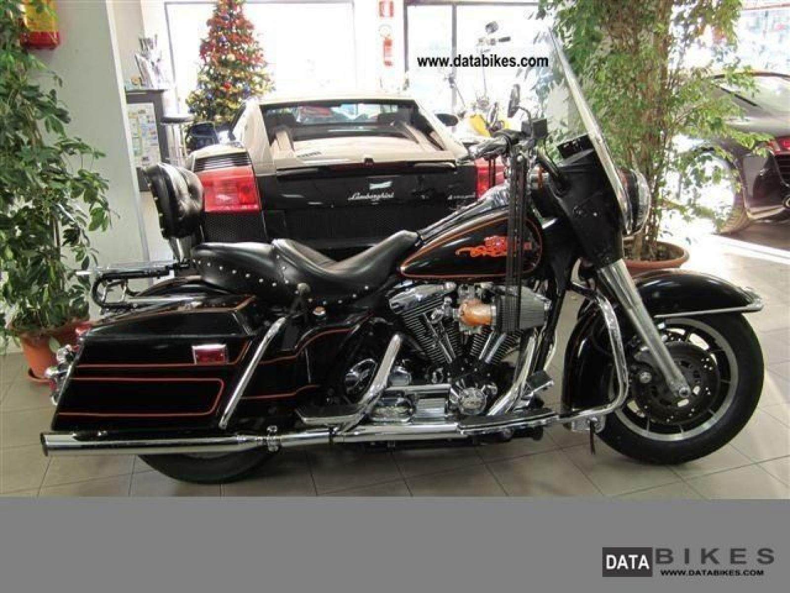 Harley-Davidson FLHTC 1340 Electra Glide Classic images #79912