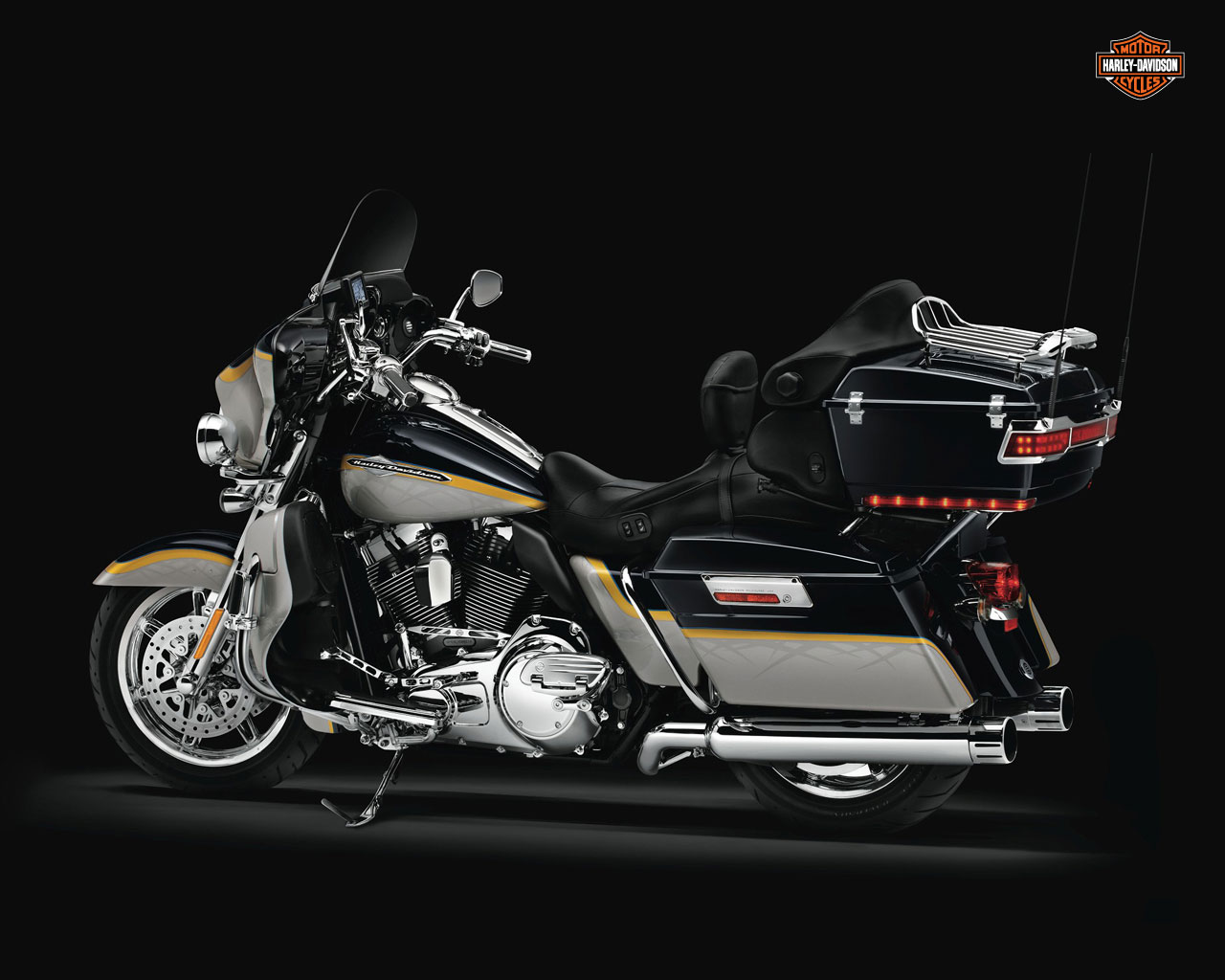 Harley-Davidson FLHTC Electra Glide Classic 2002 pics #17770