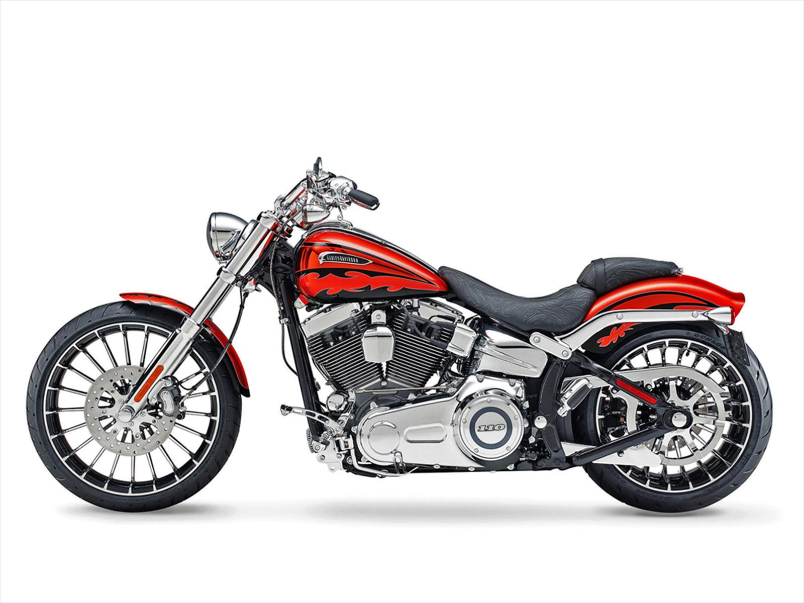 Harley Davidson Fxsb Breakout Pics Specs And List Of