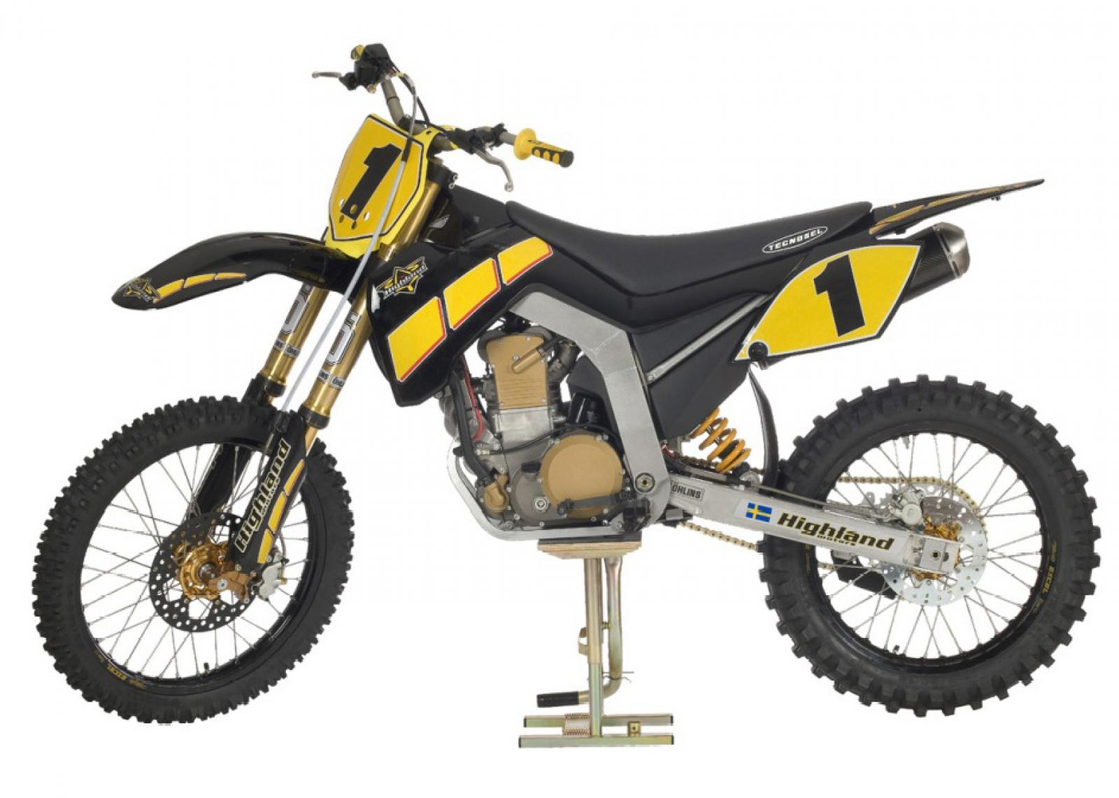 Highland 950 V2 Outback Supermoto 2005 images #97069