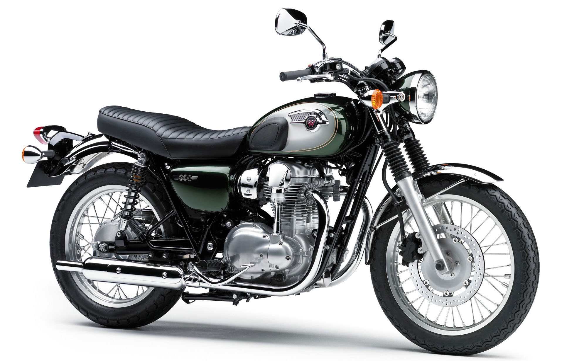 Kawasaki W800 Cafe Style images #86155